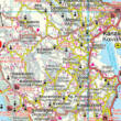 Korfu térkép - Island Pocket