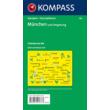 K 184 München és környéke turistatérkép