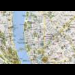 Budapest  PopOut várostérkép