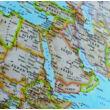 National Geographic földgömb - politikai, 30 cm átmérőjű, OLASZ NYELVŰ