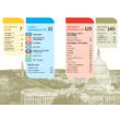Washington Pocket útikönyv (angol)