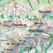 WK062 Gesause-Ennstaler Alpen-Schoberpass turistatérkép (Freytag)