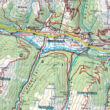 WK182 Lienzer Dolomiten-Lesachtal-Villgratner Berge turistatérkép