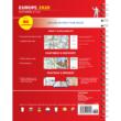 Európa atlasz A4 - Michelin 2020