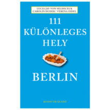 Berlin útikönyv, 111 Különleges hely