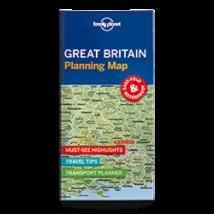 Cartographia  - Nagy-Britannia laminált térkép