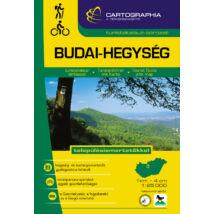 Cartographia  - Budai-hegység turistakalauza