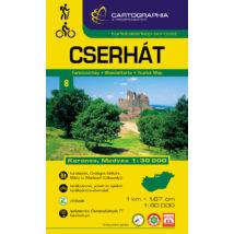 Cartographia  - Cserhát turistatérkép [8]