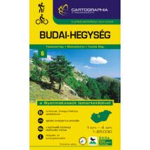 Budai-hegység turistatérkép [6]