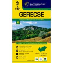 Cartographia  - Gerecse turistatérkép [10]