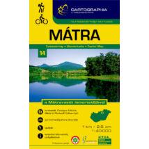 Cartographia  - Mátra turistatérkép [14]