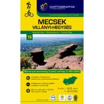 Cartographia  - Mecsek turistatérkép [15]