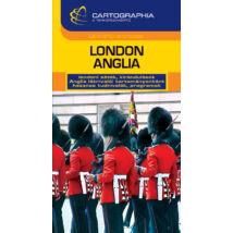 Cartographia  - London, Anglia útikönyv