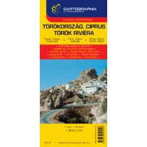 Cartographia  - Törökörszág, Ciprus térkép