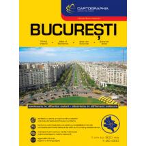 Cartographia  - Bukarest atlasz