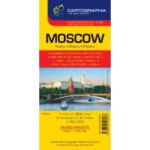 Cartographia  - Moszkva várostérkép