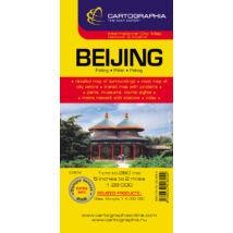Cartographia  - Peking várostérkép