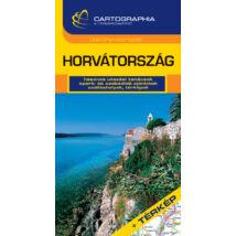 Cartographia  - Horvátország útikönyv