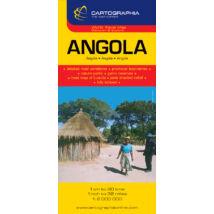 Cartographia  - Angola térkép