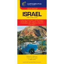 Cartographia  - Izrael térkép