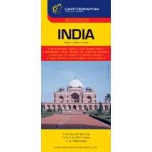 Cartographia  - India térkép