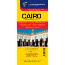 Cartographia  - Kairó várostérkép