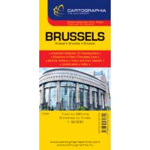 Cartographia  - Brüsszel várostérkép