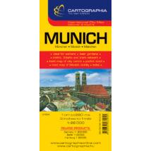 Cartographia  - München várostérkép