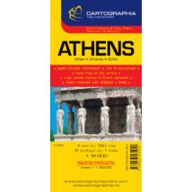 Cartographia  - Athén várostérkép