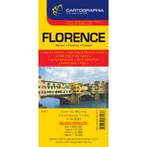 Cartographia  - Firenze várostérkép