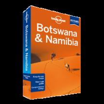 Botswana és Namíbia útikönyv (angol)