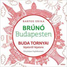 Cartographia  - Brúnó Budapesten, Buda tornyai fényképes foglalkoztató