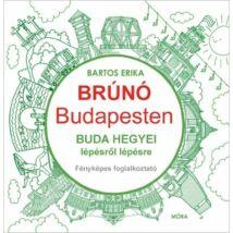 Cartographia  - Brúnó Budapesten - Buda hegyei Fényképes foglalkoztató