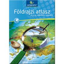 Cartographia  - Földrajzi atlasz 5-10. évfolyam