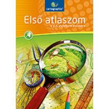 Cartographia  - Első atlaszom 3-6. évfolyam