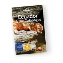 Cartographia  - Ecuador és a Galápagos-szigetek útikönyv