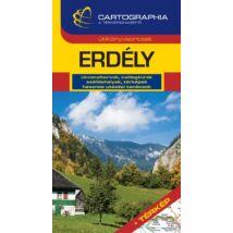 Cartographia-térkép-atlasz-Erdély