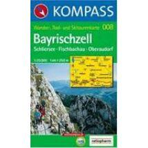 Cartographia  - K 008 Bayrischzell turistatérkép (Outlet)