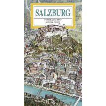 Salzburg panorámatérkép