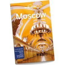 Cartographia  - Moszkva útikönyv (angol)