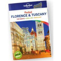 Cartographia  - Firenze és Toszkána Pocket útikönyv