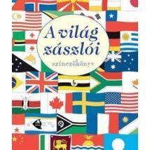 Cartographia  - A világ zászlói színezőkönyv