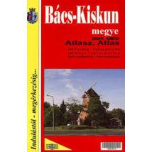 Cartographia  - Bács-Kiskun megye atlasz