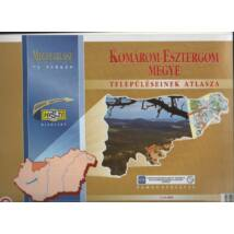 Cartographia  - Komárom-Esztergom megyeatlasz