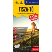 Tisza-tó aktív térkép