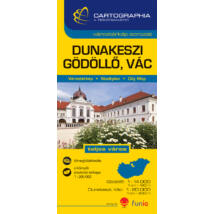 Cartographia  - Dunakeszi, Gödöllő, Vác térkép
