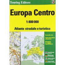 Cartographia  - Közép-Európa atlasz
