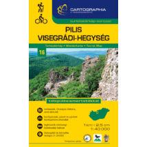 Cartographia  - Pilis és Visegrádi-hg. Turistatérkép [16]