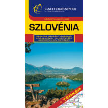 Cartographia  - Szlovénia útikönyv