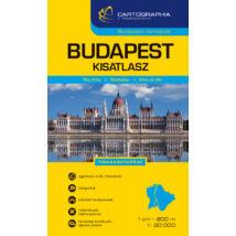 Cartographia  - Budapest kisatlasz